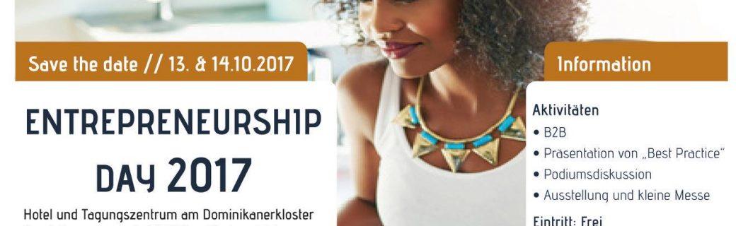 Participation de Saheloo aux journées de l'entreprenariat VKII à Frankfort