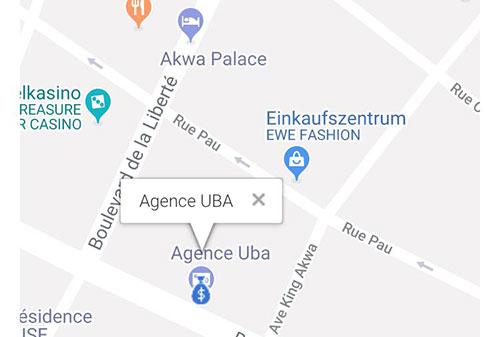 Agence UBA Akwa