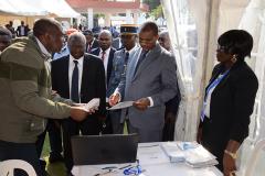 Ministre des Mines et Ministre de l'élevage du Cameroun