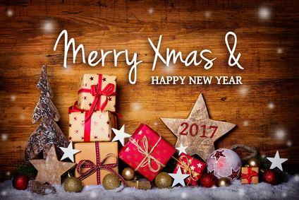Très belles fêtes de fin d'année 2016