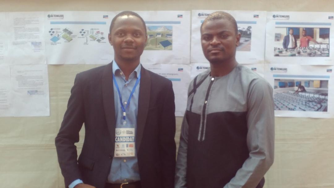 Saheloo finaliste au MINJEC Cameroon Concours Business Challenge 2019